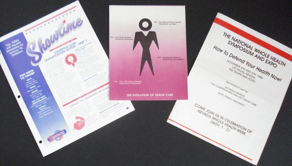 Trade Show Print Brochures